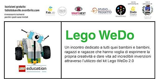 INVENTIAMO - con Lego WeDo 2.0_edizione 2020
