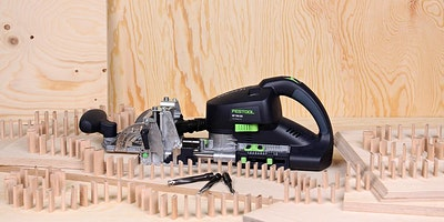 Festool Workshop – Domino Verbindungssystem