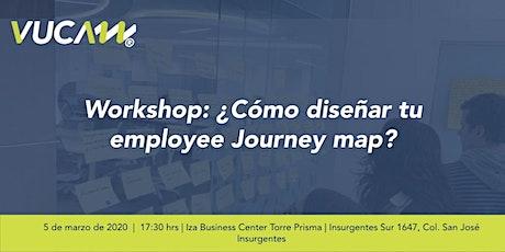 ¿Cómo diseñar tu employee journey map? entradas