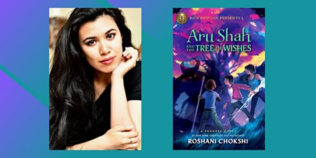 Aru Shah and the Tree of Wishes tickets