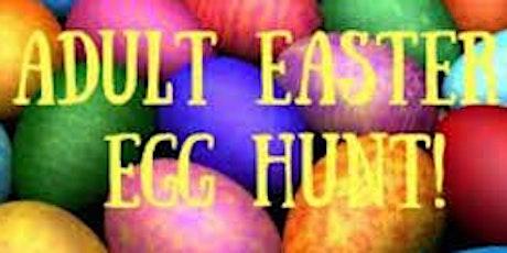 Adult Easter Egg Hunt - Cancelled tickets