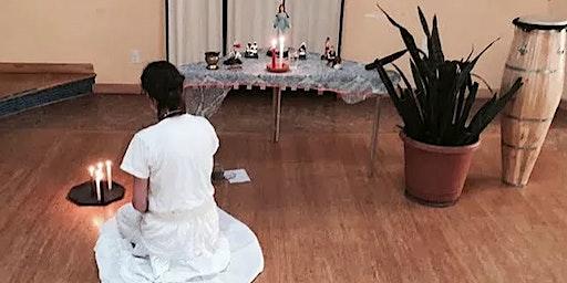 Orisha Healing with Brazilian Healer Cyro Estevão