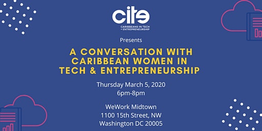 A Conversation with Caribbean Women in Tech and Entrepreneurship