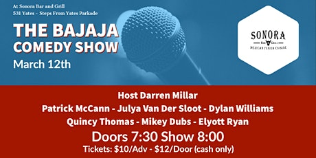 The Bajaja Comedy Show tickets
