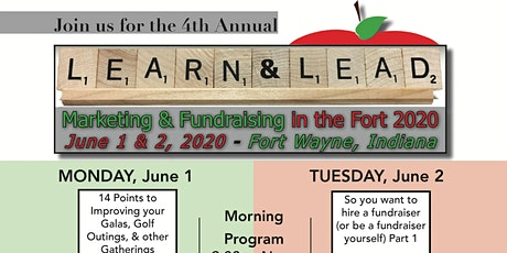 Learn & Lead: Fundraising & Marketing in the Fort 2020 tickets