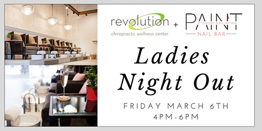 Informed Beauty Ladies Night Out
