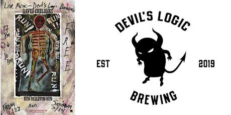 David Childers & The Serpents @ Devil's Logic Brewing tickets