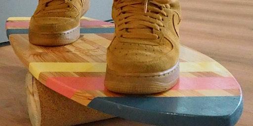 DIY-Workshop: Balance Board