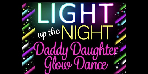 Daddy Daughter Glow Dance