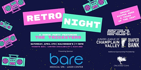 Retro Night - Making Diaper Need a Thing of the Past tickets