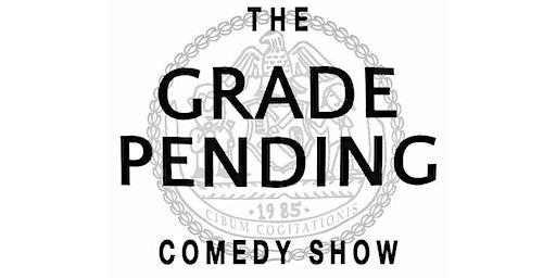 Grade Pending Comedy Show at SingleCut QNS