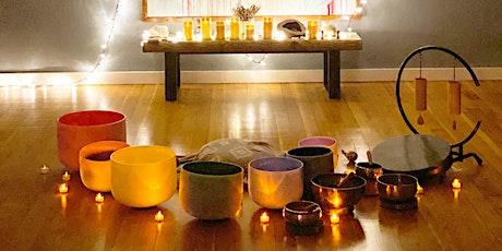 Spring Renewal: SPA Yoga + Sound Bath Meditation tickets