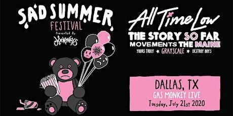 Sad Summer Festival Presented by Journeys