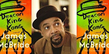 Salon@615 with James McBride tickets