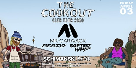 The Cookout: Mr. Carmack, Perto, and Softest Hard tickets
