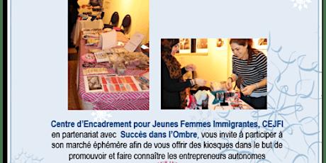 Marché Éphémère tickets