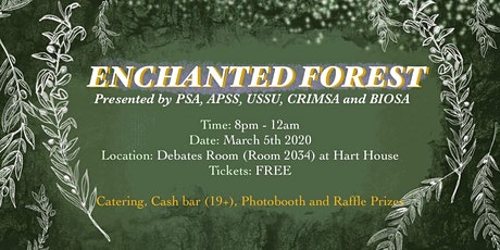 Enchanted Forest Semi-Formal tickets