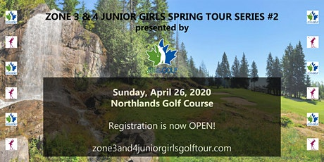 Zone 3 & 4 Junior Girls Spring Tour Series #2 tickets