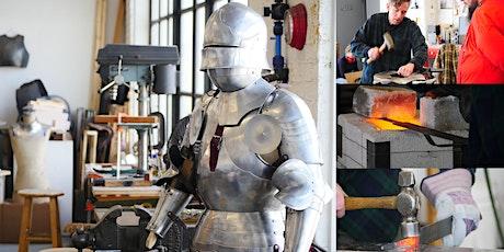 Inside WassonArtistry, Maker of Medieval European Weapons & Armor tickets