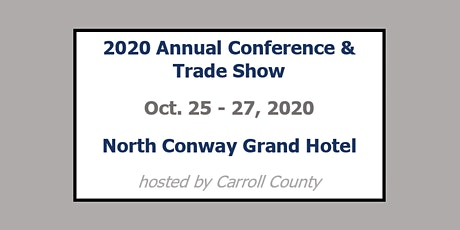 NHAC 2020 Annual Conference & Trade Show tickets