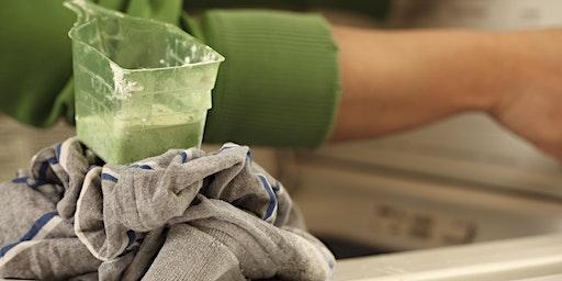 Laundry Love Springdale Volunteer