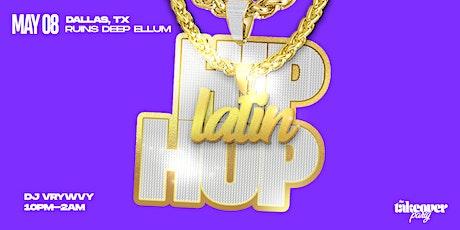 Hip-Hop VS Latin : Dj Vrywvy tickets