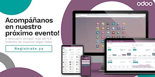 Odoo Buenos Aires: Conviértete en un implementador de Odoo