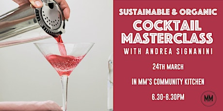 Cocktail Masterclass with Andrea Signanini tickets