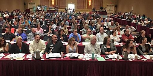 Success Summit Seminar - Network Learn Get Motivated - Steve Black - Colorado Springs CO - April 8, 2020