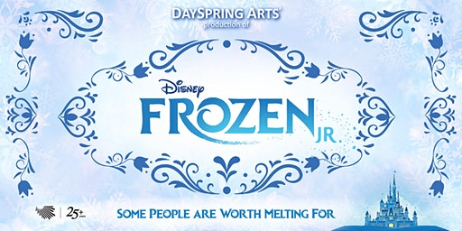 Frozen Jr (South County) -- Sunday March 29, 3:00pm