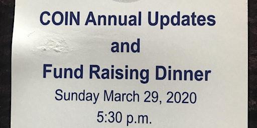 2020 COIN Annual Fundraising Dinner