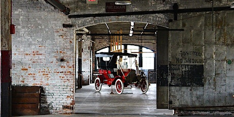Deaf Day: Ford Piquette Avenue Plant Tour tickets