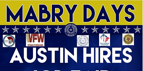 Mabry Days Austin Hires Career Expo tickets