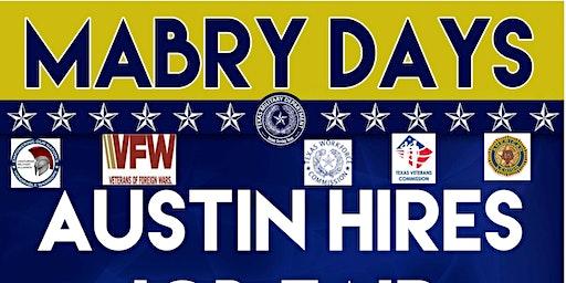 Mabry Days Austin Hires Career Expo