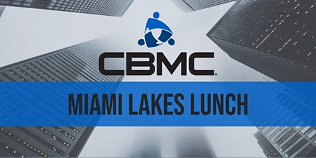 CBMC Miami Lakes Lunch tickets