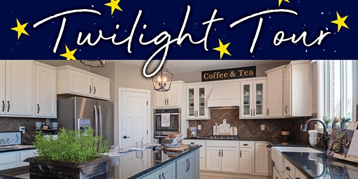 Twilight Tour | New Homes Prestwick Place