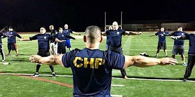 CHP Applicant Preparation Program (APP) Workout- Vallejo