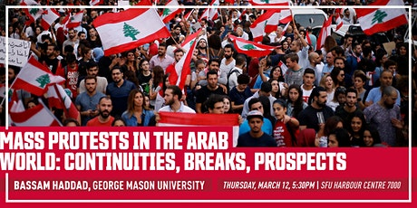 Mass Protests in the Arab World: Continuities, Breaks, Prospects tickets