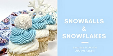 Cupcakes For Breakfast (ages 7 and younger) Snowballs & Snowflakes tickets