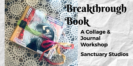 Breakthrough Book: A Collage/Journal Workshop & Lunch tickets