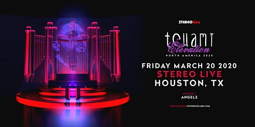 Tchami - Elevation Tour - Stereo Live Houston