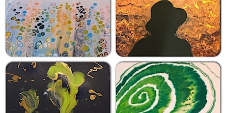 Advanced Acrylic Pouring Workshop tickets