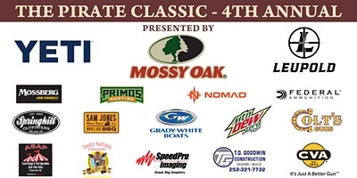The Pirate Classic - 4th Annual Presented by Mossy Oak