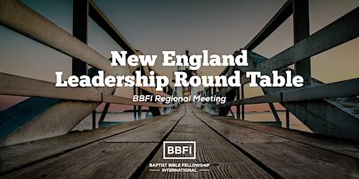 BBFI New England Leadership Round Table