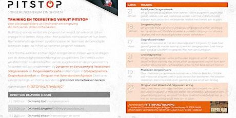 Jeugdwerkers Training @ Pitstop: 'Gesprekstechnieken' tickets