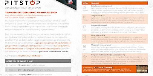 Jeugdwerkers Training @ Pitstop: 'Gesprekstechnieken'