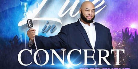 Billy D. Richard live in concert tickets