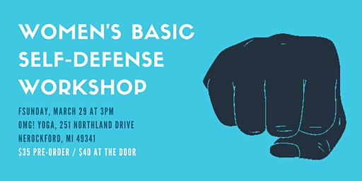 Women-Only Self-Defense Workshop