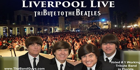 Liverpool Live (The Beatles Tribute Band) tickets
