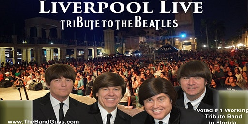 Liverpool Live (The Beatles Tribute Band)